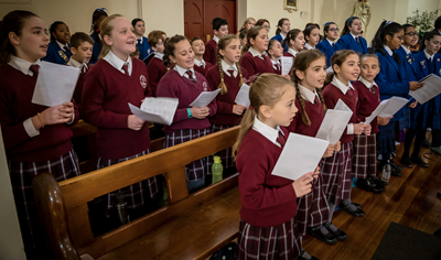 images of school choirs - Mass Image 3